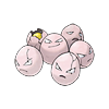 [sp=exeggcute]